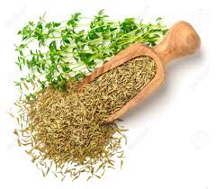 thyme to sooth cough and cold
