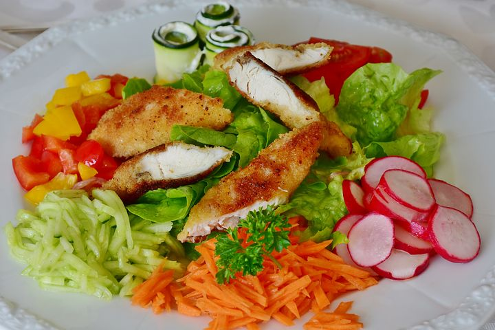 lean protein helps lower blood sugar levels