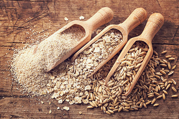Eating a diet rich in whole grains will reduce blood sugar levels