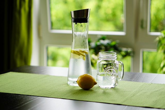 Drinking lots of water helps to reduce fibroid size