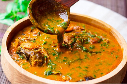ogbono can be used to make a delicious local soup